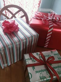 Christmas gift wrapping Millsboro