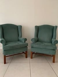 Armchairs set of 2 Wilton Manors, 33334