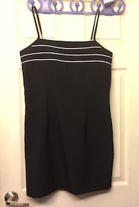 Fairweather Black Dress Sz 12 like new condition Kitchener, N2A 2R2