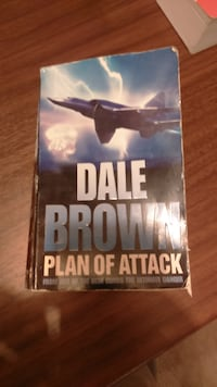 PLAN OF ATTACK- Dale Brown  Kitchener