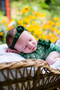 Emerald Newborn Photography Outfit  Thurmont, 21788