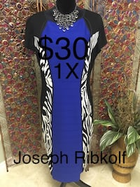 Ladies Size 1X Joseph Ribkolf Dress  Edmonton, T6L 6Z6