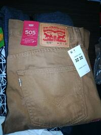 Brand New LEVIs w/ Tags Mount Prospect