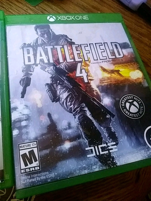 Battlefield 4 Xbox One game