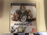 Madden NFL 12 for PS3 (PlayStation 3) Omaha, 68106