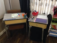 School desks  Surrey, V3V 7G1