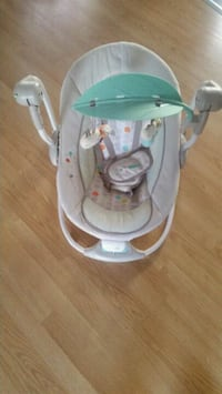 Baby electric auto swing
