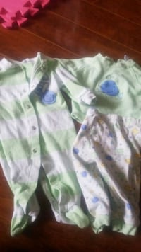 3 to 6 month sleeper and pyjama for babies Mississauga, L4T