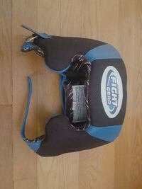 black and blue Fight Gear neck pillow Towson, 21286
