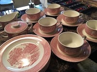 Royal English dishes (6 pieces) Rockville, 20854