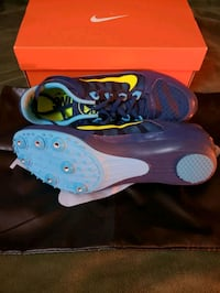 Nike Zoom Rival MD Track Cleats Durham