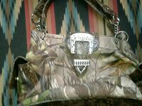 Camo Purse almost brand new Connelly Springs, 28612