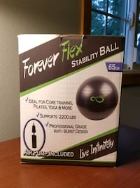 Brand new yoga/exercise ball Fargo, 58102