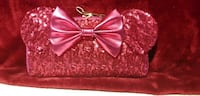 Pink Sequin Minnie Loungefly Wallet Las Vegas, 89169