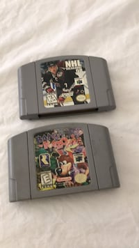 N64 Games  Lake Forest, 92630