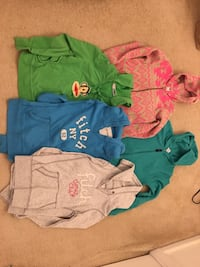 Abercrombie hoodie and old navy zip up hoodies Fairfax, 22033