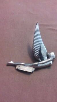 Flying goddess hood ornament Yucaipa, 92399