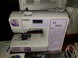 BROTHER XR1300 SEWING MACHINE IN EXCELLENT CONDITION