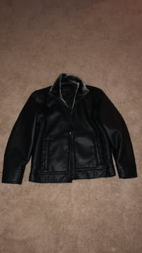 Calvin Klein leather jacket Rockville, 20850