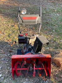 "Yard machines mtd 8hp 26"" 2 stage snowblower Severn, 21144"