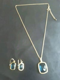 Necklace  and earring set with Swarovski  elements Oakville, L6M 4T7