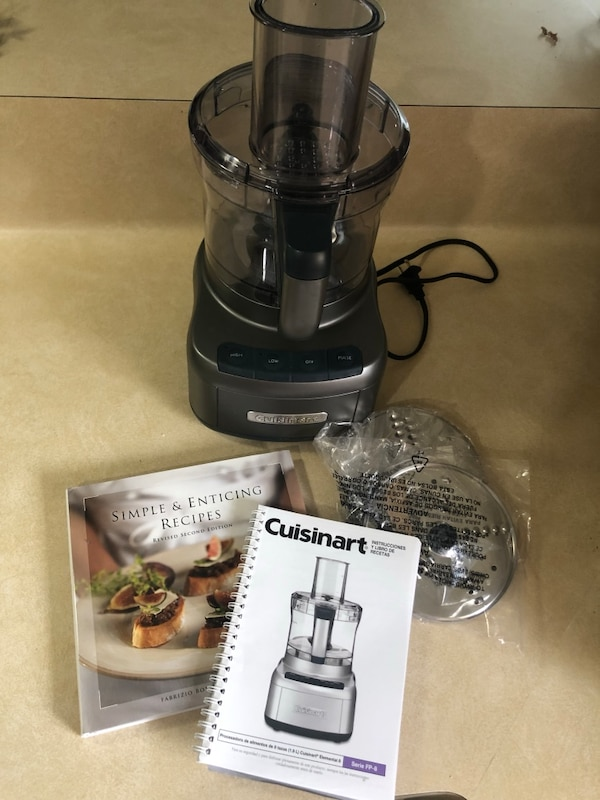 9dc3e5cf1d5 Used Food Processor for sale in Houston - letgo