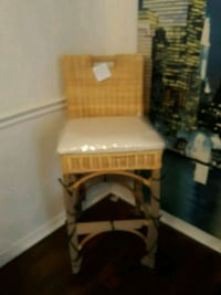 New wicker barstool . Indianapolis, 46203