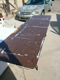 8ft long folding table