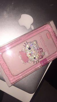 Pink Hello Kitty Creative Case