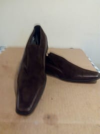 Size 43. Basconi suede & leather. Springfield Gardens, 11413