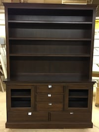 Solid wood hutch Lancaster, 17603
