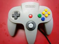 Nintendo 64 controller Washington
