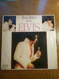 Love Letters From Elvis LP