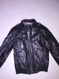 Women's Guess Leather Jacket Edmonton, T5M 2T5
