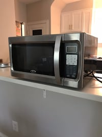 Stainless steel microwave 47 km
