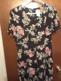 Long black Print dress Catonsville, 21207