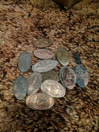 Virginia Aquarium Collectable tokens Virginia Beach, 23453