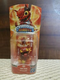 New in box Skylanders Giants Hot Dog. Whitby, L1P 1A1
