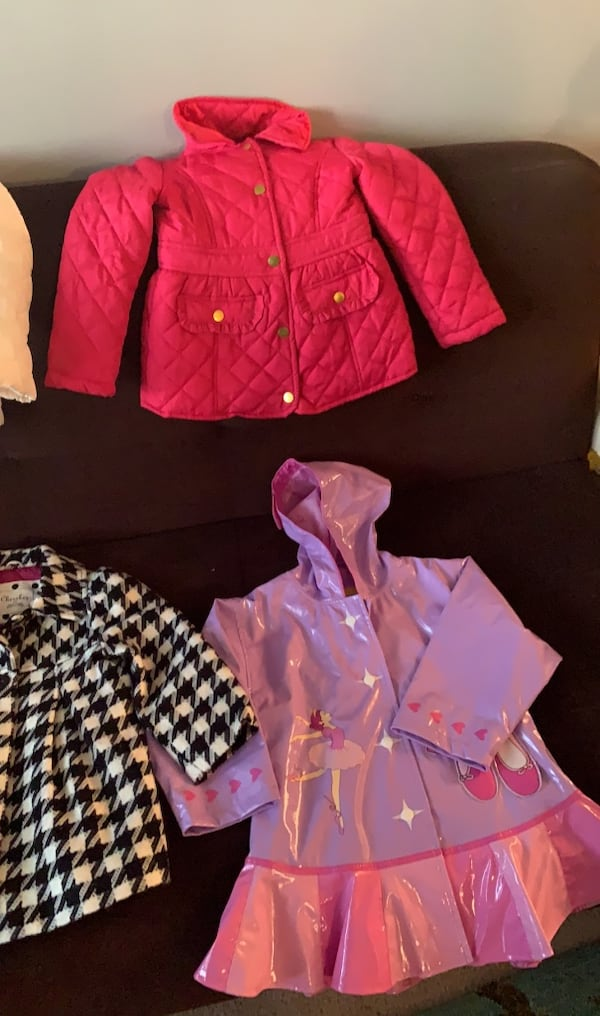 Coat Bundle Bag (Size 4T-5T) 6 COATS! 3