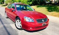2006 Nissan Altima ' cheap Vehicle ' Clean title  Silver Spring