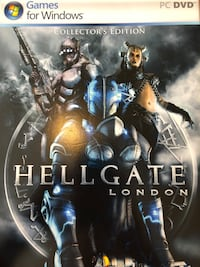 HELLGATE london PC DCD Toronto, M2K 1A5