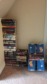 Excellent collection of Stephen King Novels/Short Stories/Comic Books