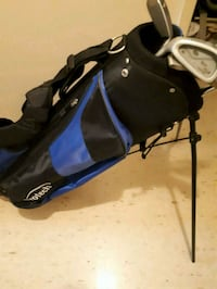 Clubs and bag with stand Toronto, M1G 3S7