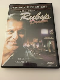 Ruby's Dream Dvd Movie English Only Joe Pesci Excellent Used Condition Montréal, H4G