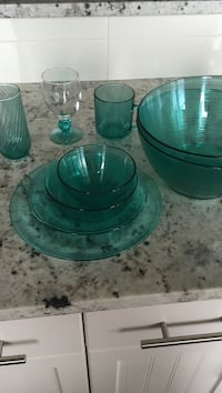 This is beautiful set  12 piece from France like new