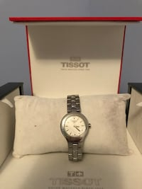 Tissot Women's Silver Watch