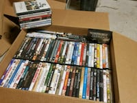 assorted DVD movie cases collection Thibodaux, 70301