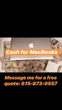 -I- -B-U-Y- Apple MacBo0ks   Nashville, 37212