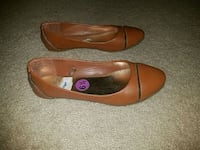New pair of camel colored flats Woodbridge, 22192
