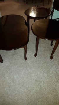 1 Coffee table And 2 End Tables Los Angeles